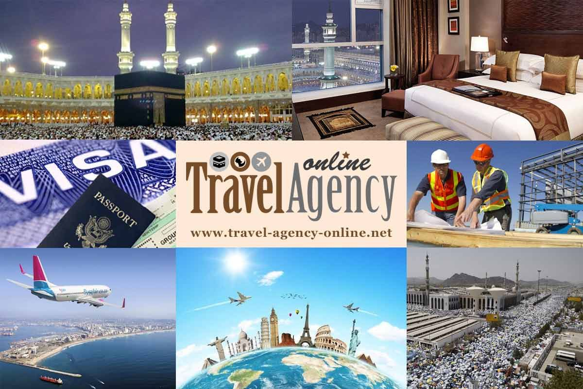 Travel Agency Online is a 1st promoting website in ...