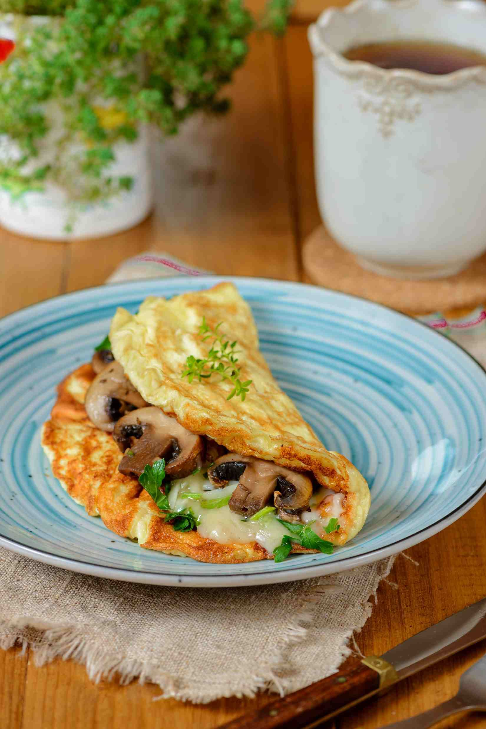 How to make the perfect 5minute omelet recipe food