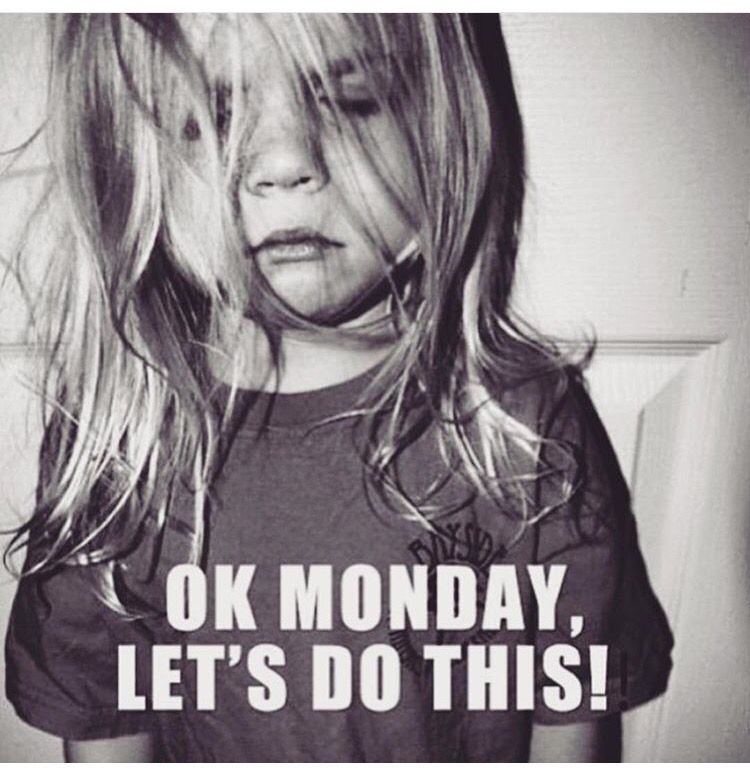 So Nat On Monday Morning Lol Funny Monday Memes Monday Humor Monday Quotes