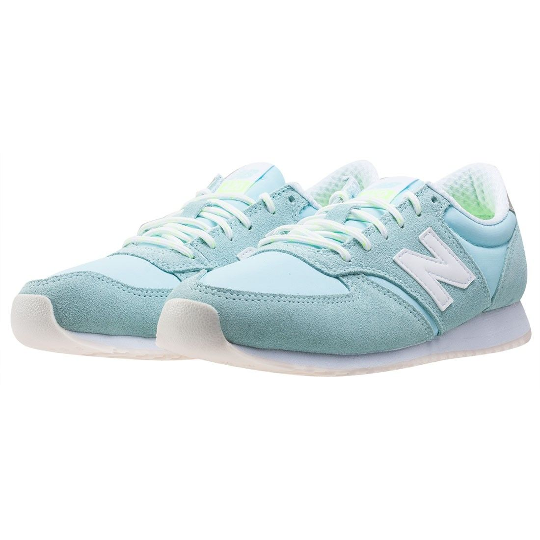 New Balance 420 V1 70's Classic Running Womens Trainers in