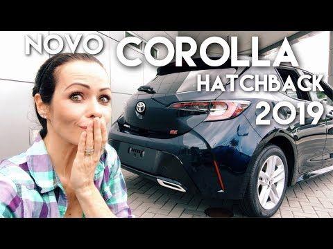 386 Prontomostrei Conhecendo O Novo Toyota Corolla Hatchback