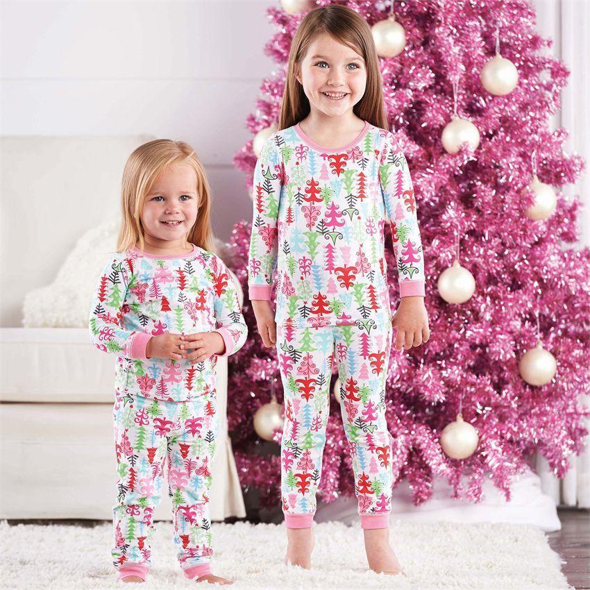 Mud Pie Santa Baby Christmas Holiday Tree Lounge Set and//or Pajamas
