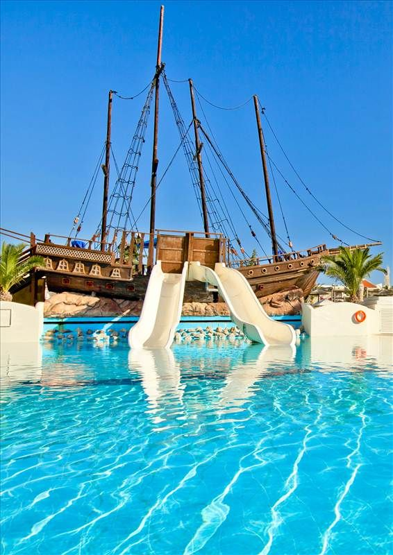 Pirate #Ship at #Kipriotis #Village #Resort - #KipriotisHotels #Kos #Kos2014 #KosIsland #Greece ...
