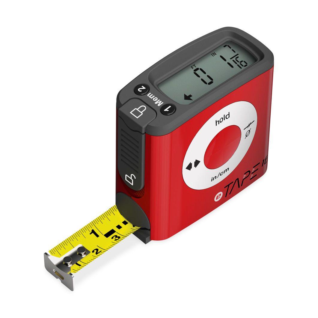 Digital Tape Measure #familyhandymanstuff