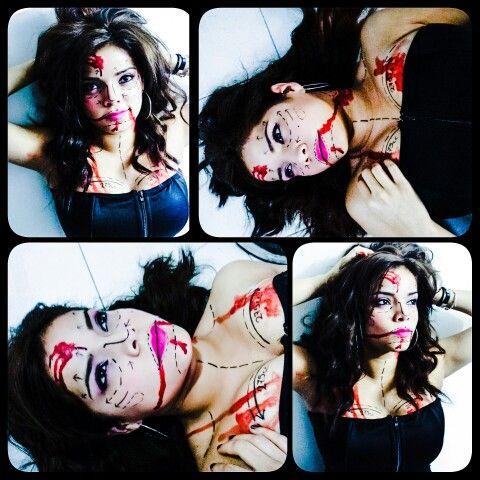 Fame fatal, surgery plastic makeup, barbie girl, plastic world, cirugia plástica