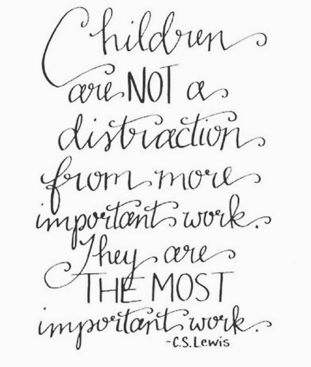 Inspirational Quotes About Loving Children Inspirational Quotes Cslewis Children Love  Parenting Quotes