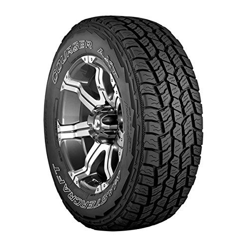 mastercraft courser axt radial tire 28575r16 126r load range e ply