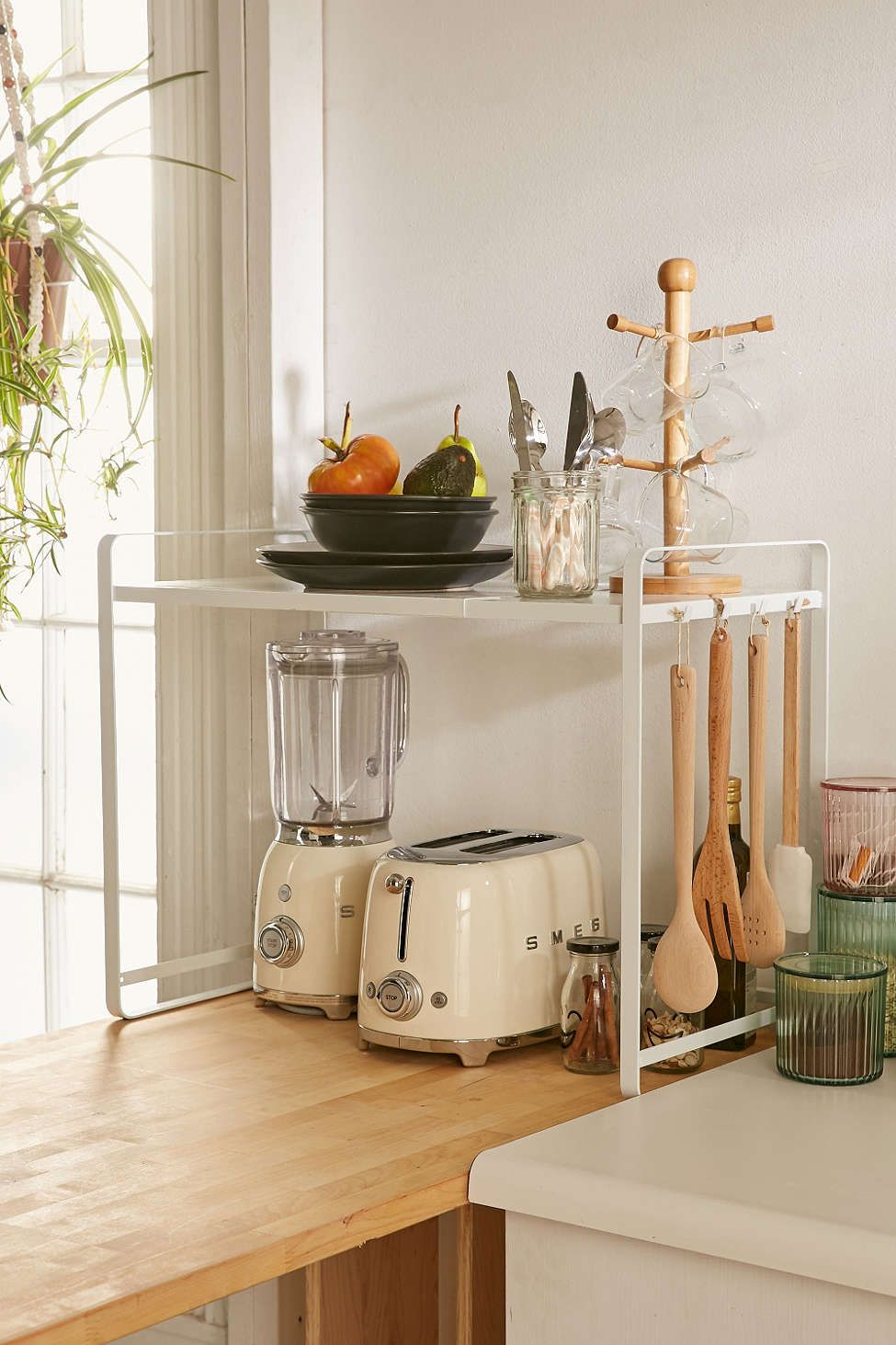 Kitchen Tower Organizer   Urban Outfitters