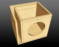 Resultado De Imagem Para Subwoofer Box Design For 12 Inch Subwoofer Box Design Subwoofer Box Diy Subwoofer Box