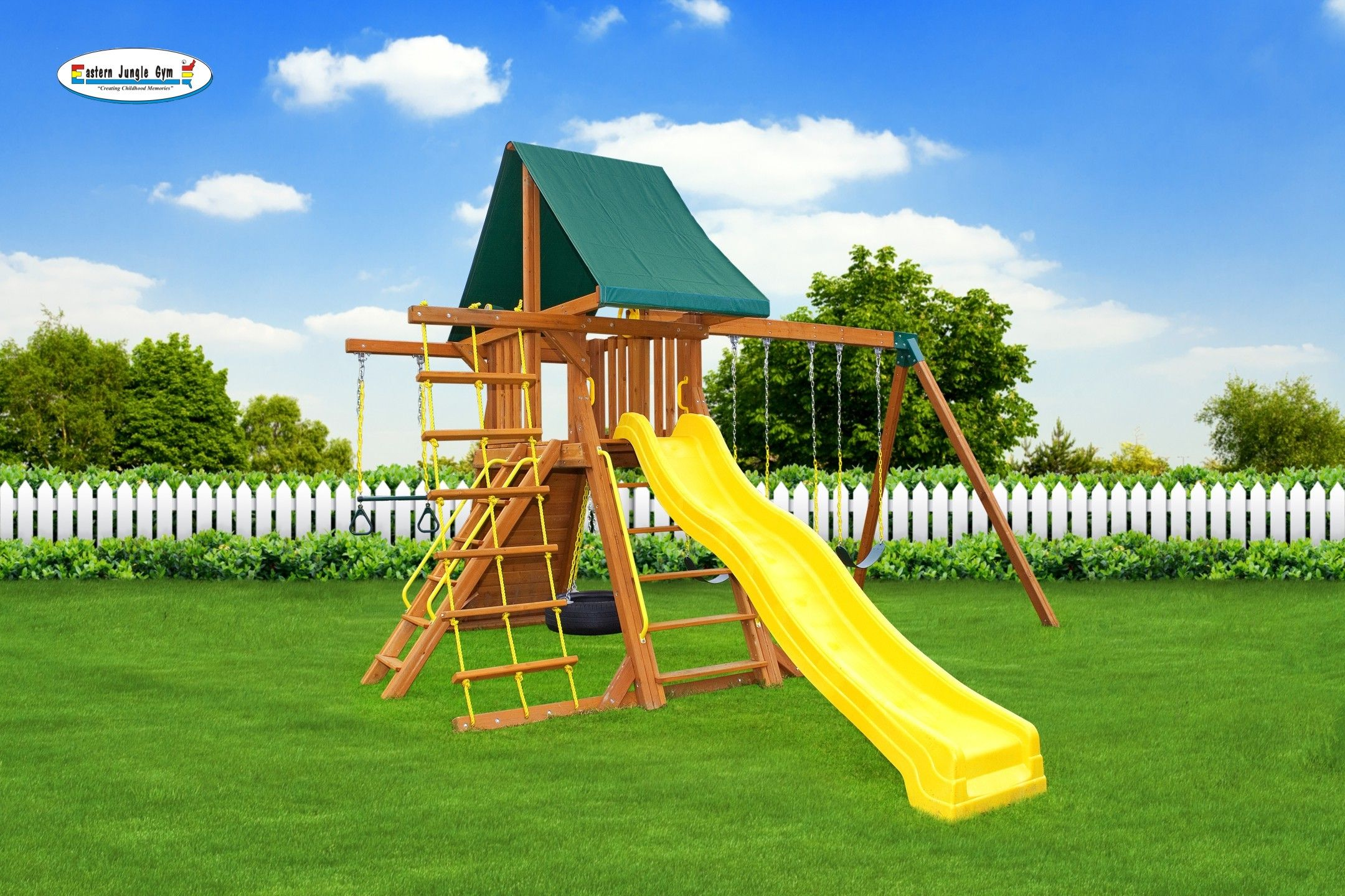 Best Of Eastern Jungle Gym Swing Sets
