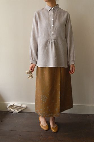 f91715faf83 Linen clothing - from LINNET (Japanese)