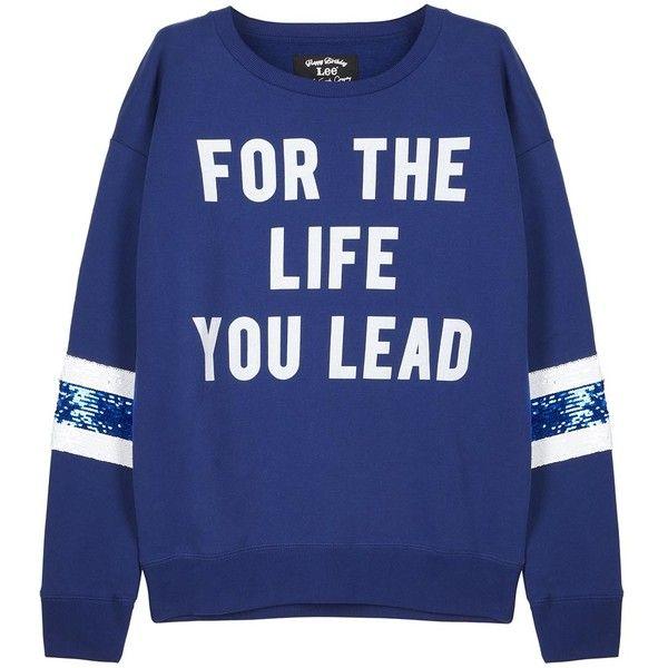 Sweatshirts Womens X 125 Sequinned Papa Lee Filles 165 À BwqdUw