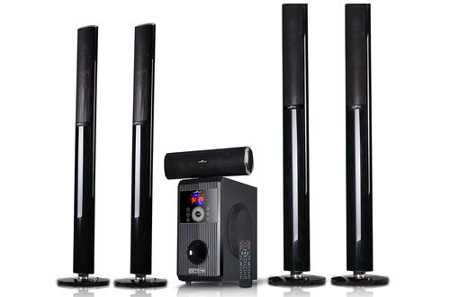 Channel bluetooth home speaker system with usb and sd slots best theater also theatre systems you should have at images rh pinterest
