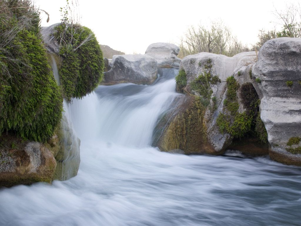 Dolan falls devils river 4 hrs west of san antonio on