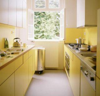 Desain Dapur Kecil Mungil Minimalis Sederhana