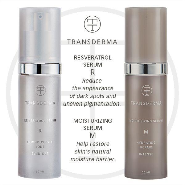 transderma m moisturizing serum