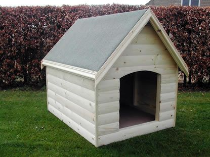wooden dog kennels comes in 5 different sizes with custom adjustments available www. Black Bedroom Furniture Sets. Home Design Ideas