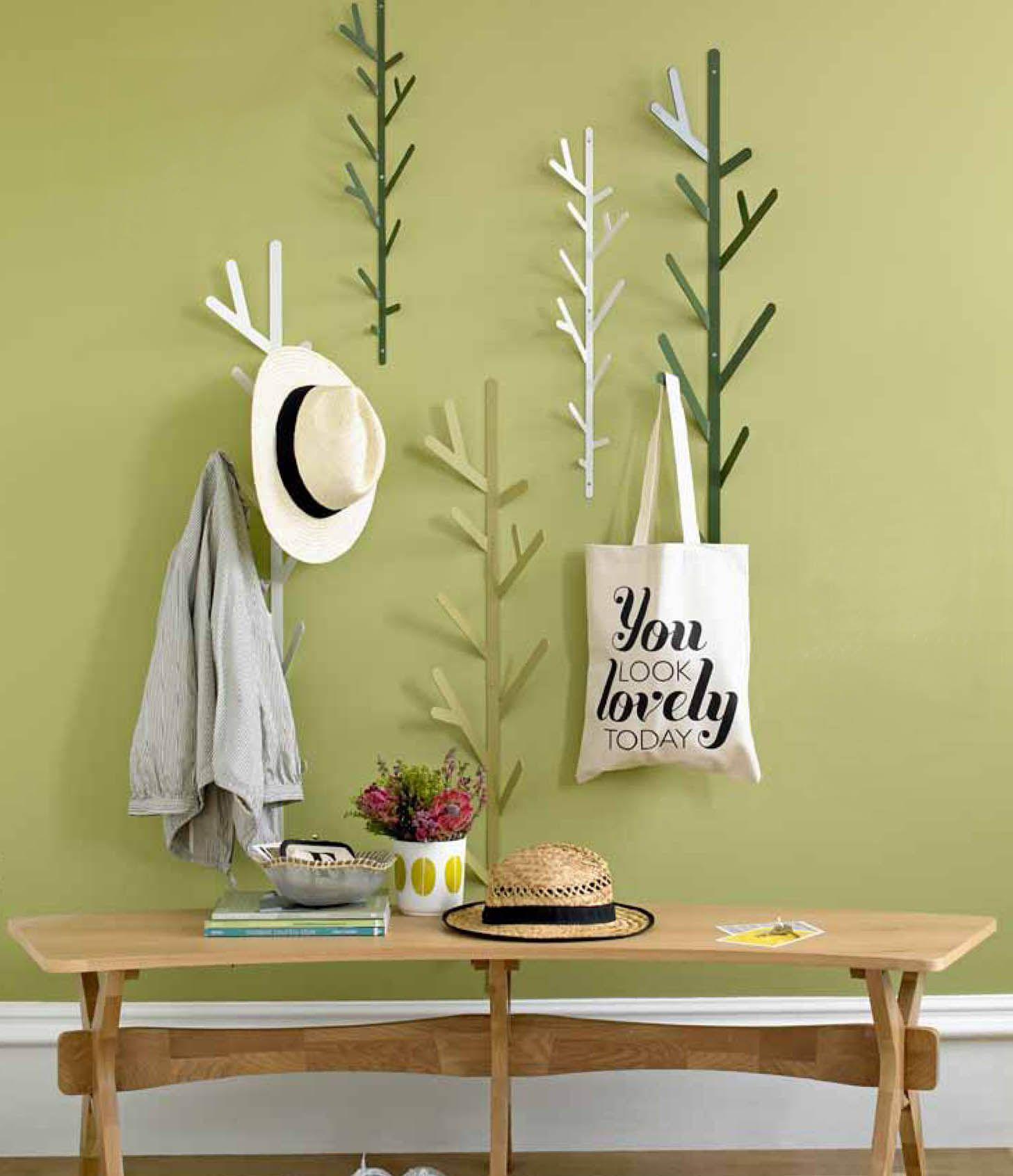 bouf coat hooks | DIY Interior Design | Pinterest | Coat hooks, Wall ...