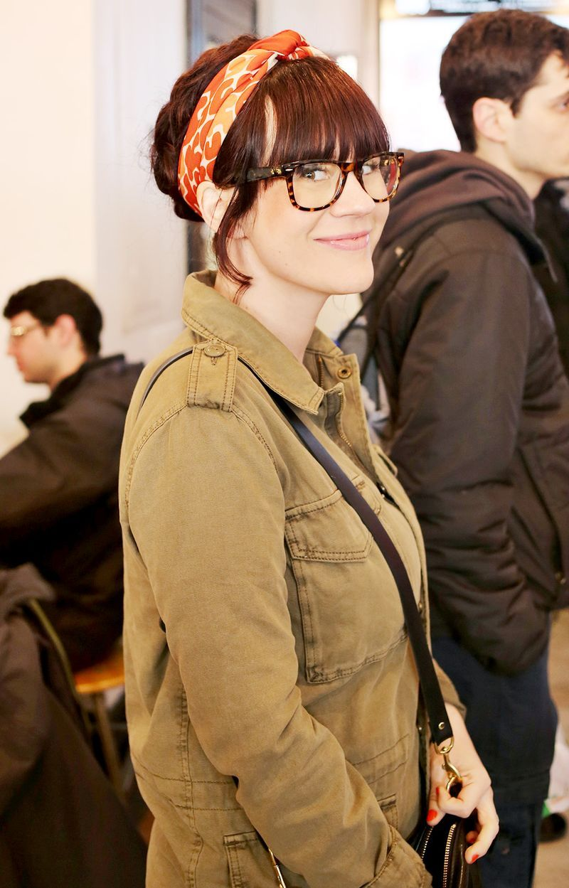 Glasses like these accessorize pinterest blunt bangs bangs