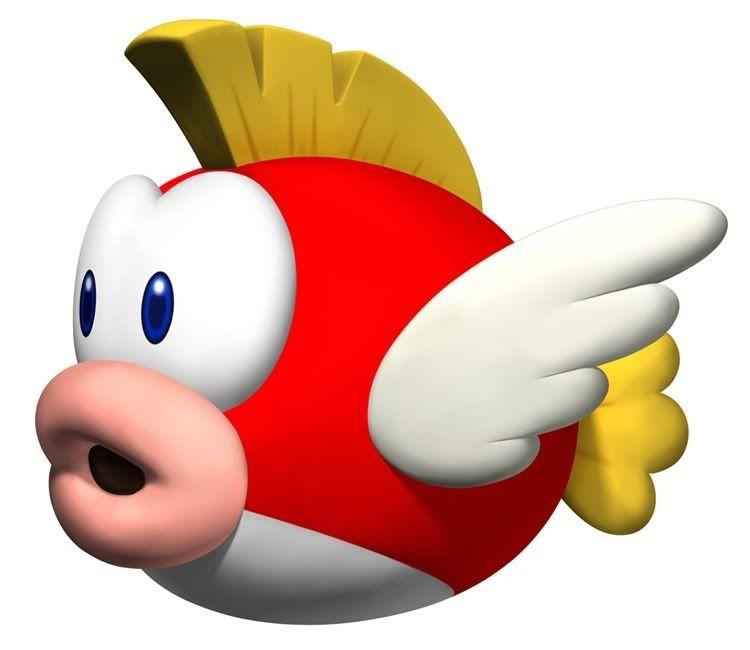 a dozen free Mario Bros High Res Clip Art Jpeg's - FREE!
