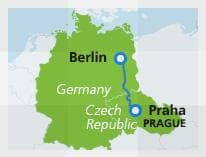 How to Get From Berlin to Prague by Train Europe