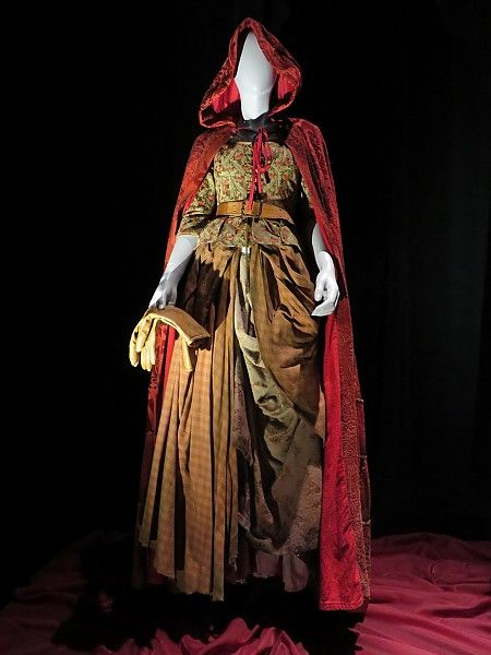 Once Upon a Time costumes, Little Red Riding Hood at D23 Expo 2013, Preview Day #OUAT #D23Expo