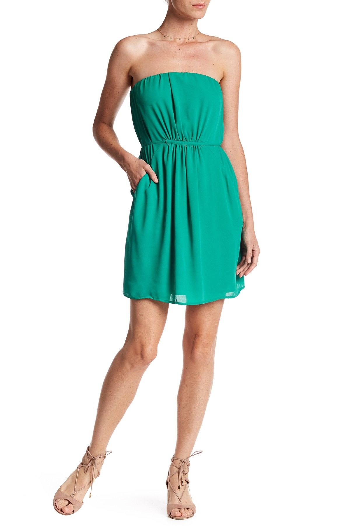 Collective concepts strapless dress strapless dress and products