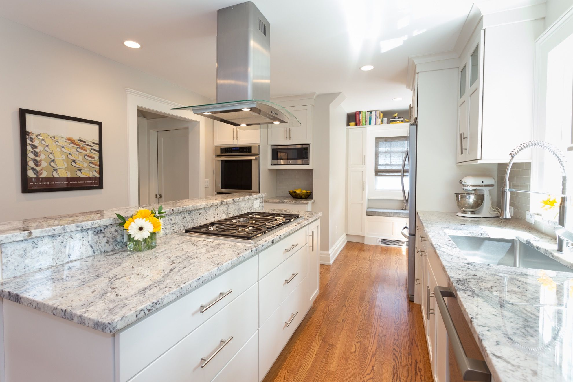 Kitchen remodeling by kitchen intuitions mohamed samir in