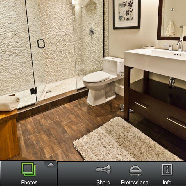Cool Bathroom ideas Awesome - Fresh wood tile bathroom ideas HD