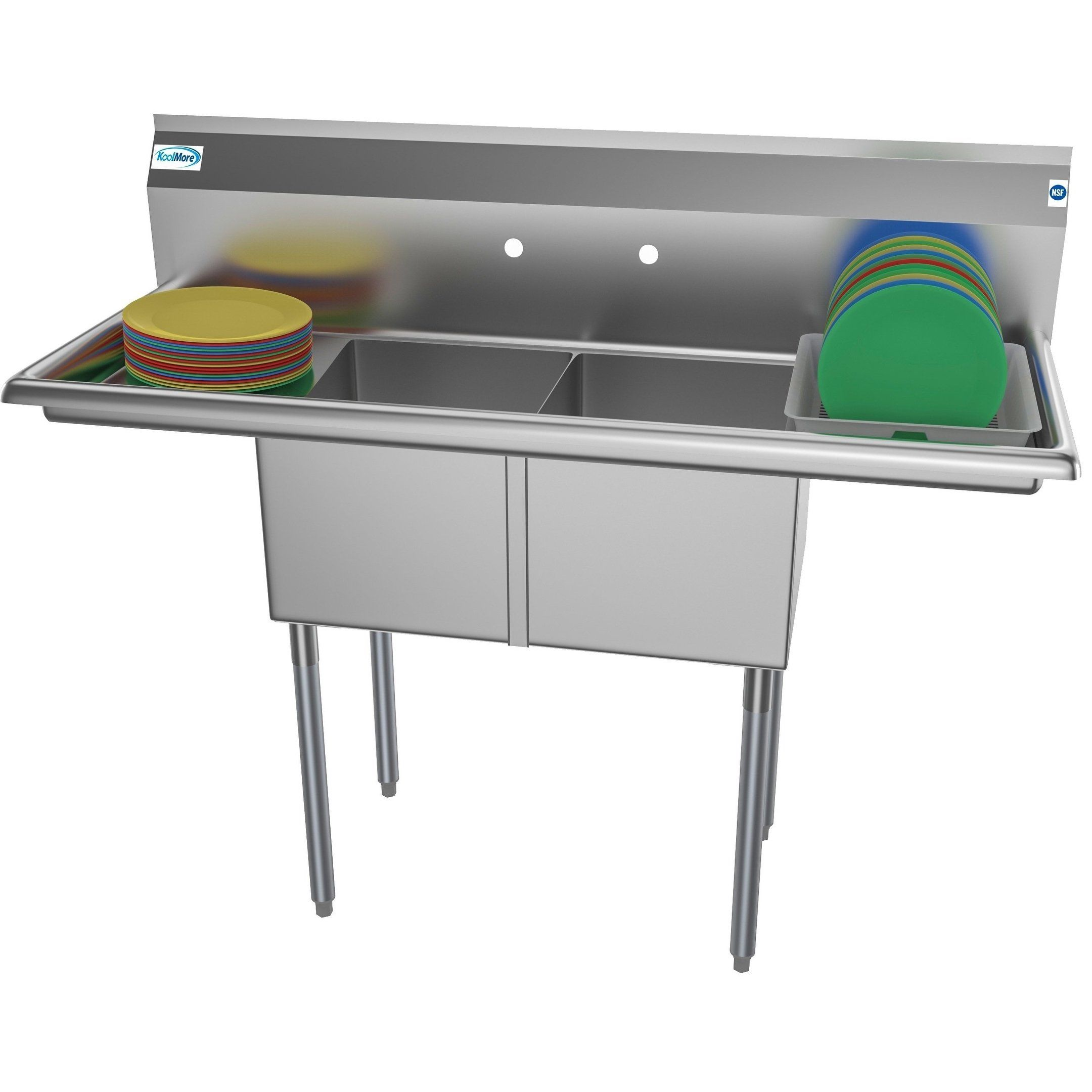20+ Two compartment farmhouse sink model