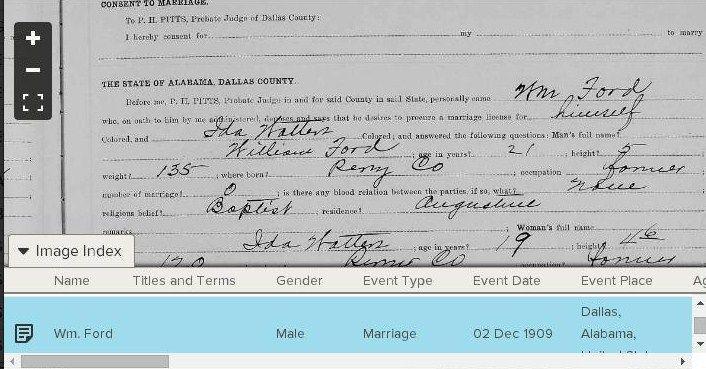 jefferson county alabama marriage license records