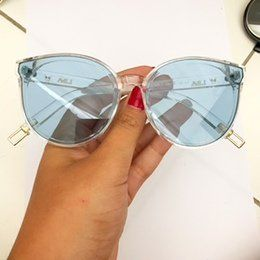 0b416c40ad5bf Oculos Flamingo Azul Transparente   Chicsessories in 2018 ...