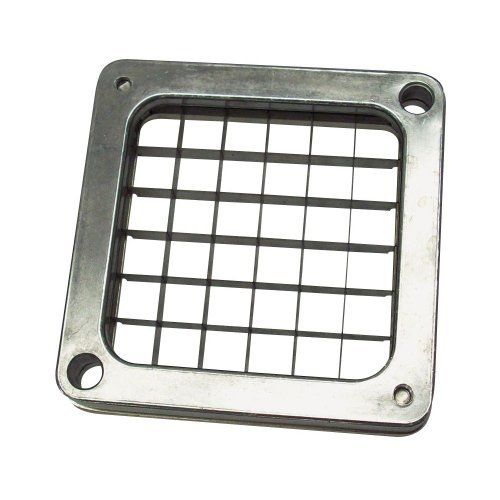 """NEMCO Easy Chopper II N56500-3 Blade Holder Assembly by Nemco. $93.15. For Easy Chopper II™ Model N56500-3. Color: Silver. 1/2"""" Square Cuts. Model #: 56424-3. Replacement. NEMCO™ Easy Chopper II™ N56500-3 Blade Holder AssemblyThis Blade Holder Assembly is for the Easy Chopper II™ Model N56500-3 from NEMCO™. This Easy Chopper II™ model makes 1/2"""" square cuts and is perfect for chopping onions, tomatoes, potatoes, celery and peppers. This is a must have for every ..."""