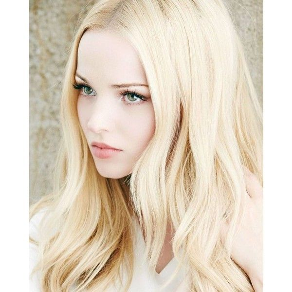 Green Eyes Pale Skin Blonde Hair Liked On Polyvore Featuring