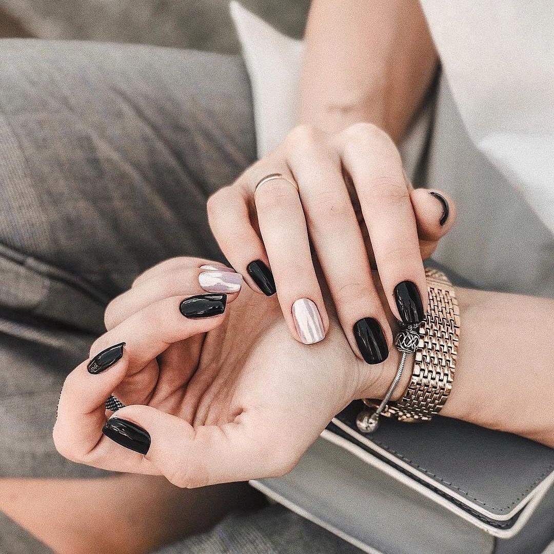 как красиво и четко сфотографировать дизайн ногтей отличие