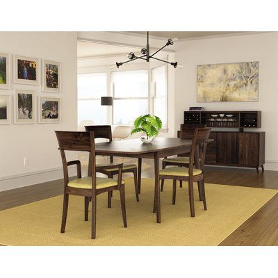 Copeland Furniture Catalina Extendable Dining Table Dining Table