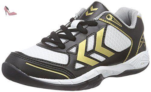 Hummel Omnicourt Z4 Trophy, Chaussures de Fitness Mixte Adulte, Noir (Black), 36 EU