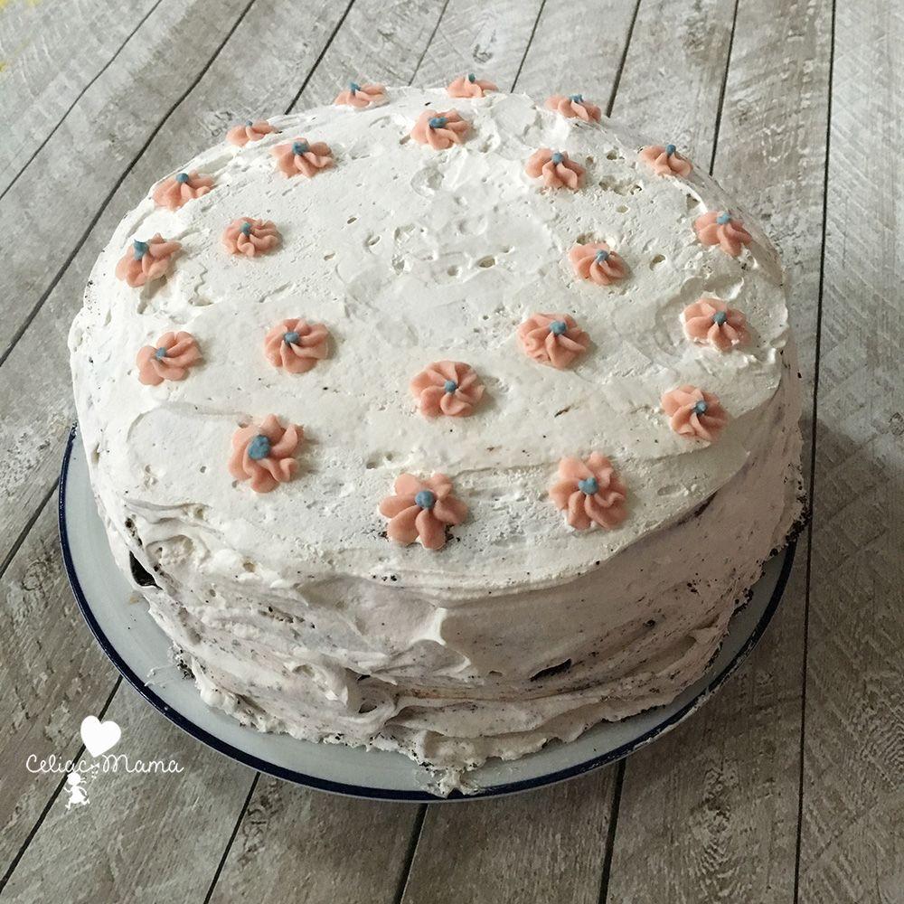 Gluten free dairy free ice cream cake celiac mama