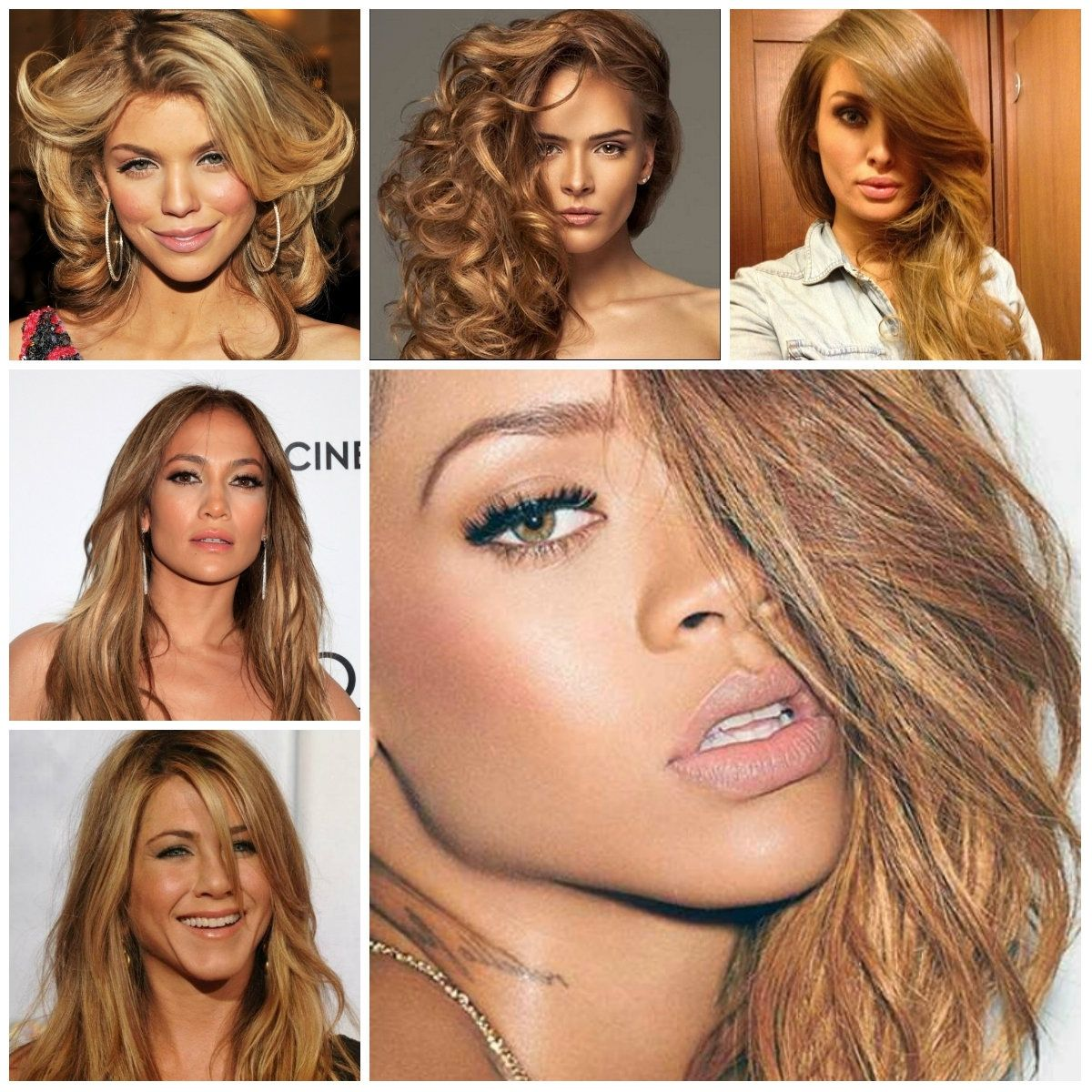 Warm Olive Skin tone Hair Color - Best Boxed Hair Color ...