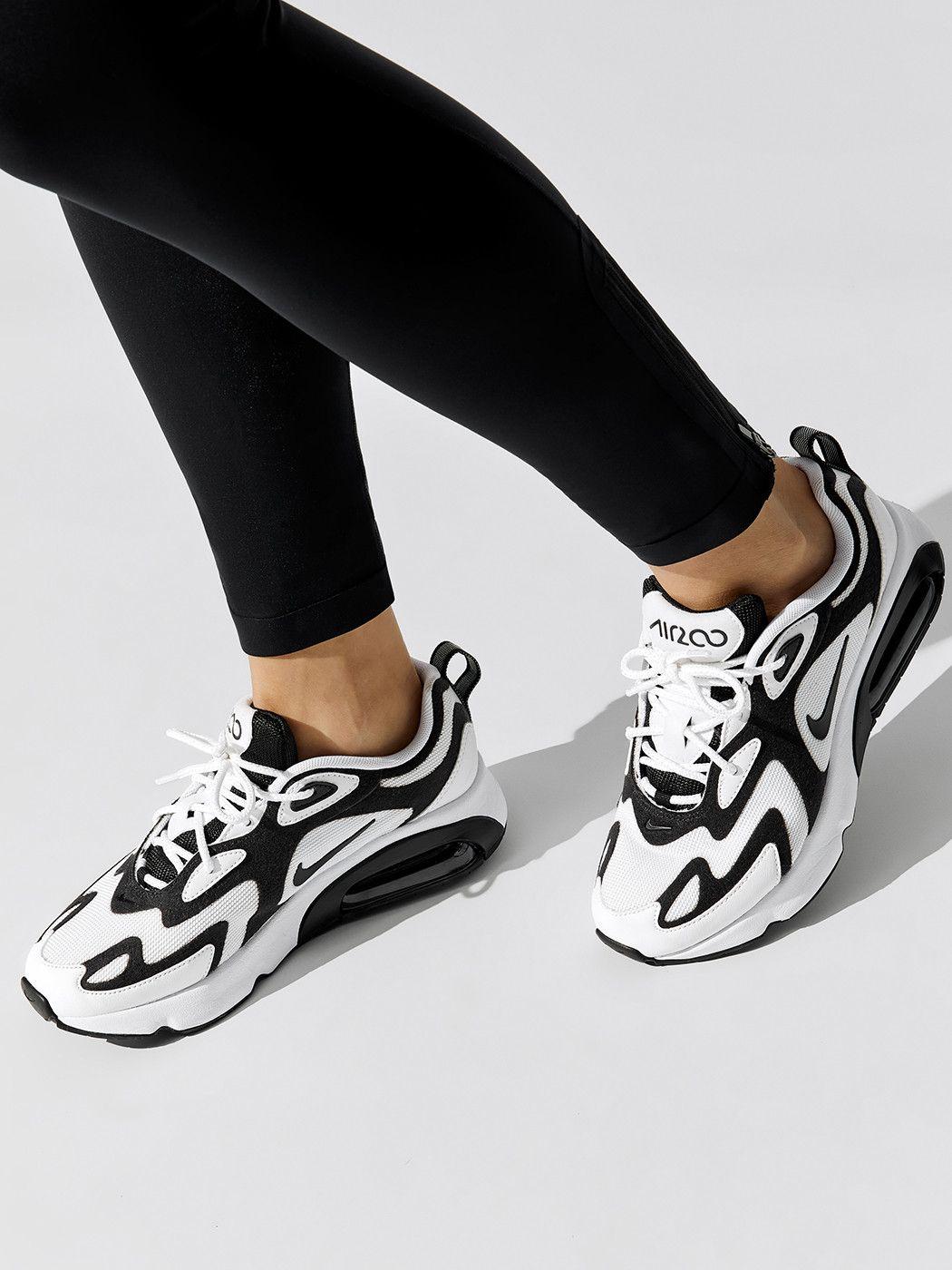 Nike Air Max 200 in White/blackanthracite (met afbeeldingen)