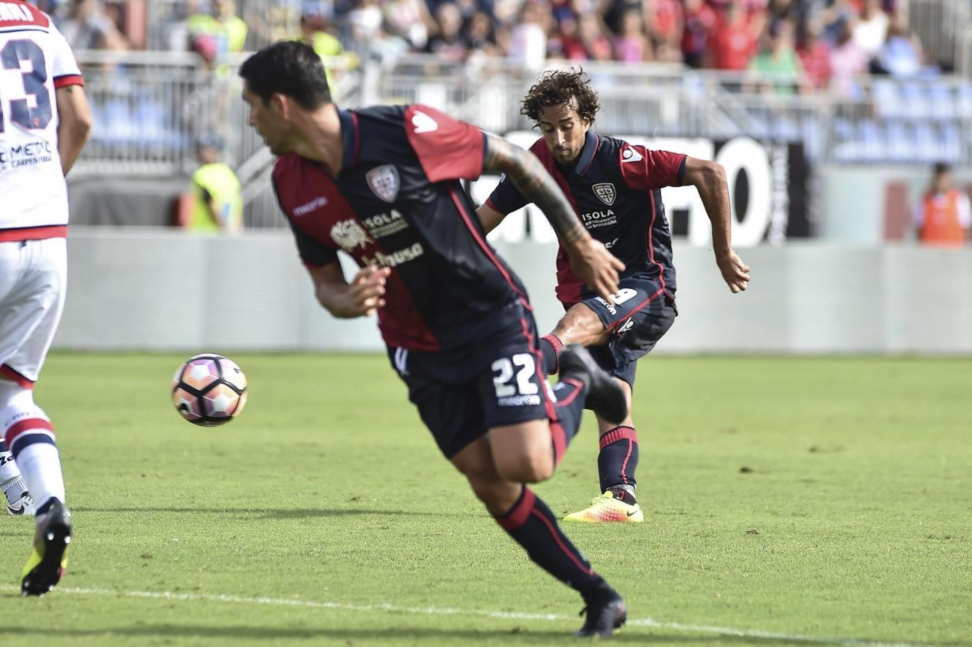 Cagliari - Crotone, gol ed emozioni al Sant'Elia - Sportmediaset - Foto 25