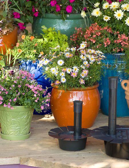 Self-Watering Pot Reservoir - 1 Gallon | Gardeners.com #selfwatering