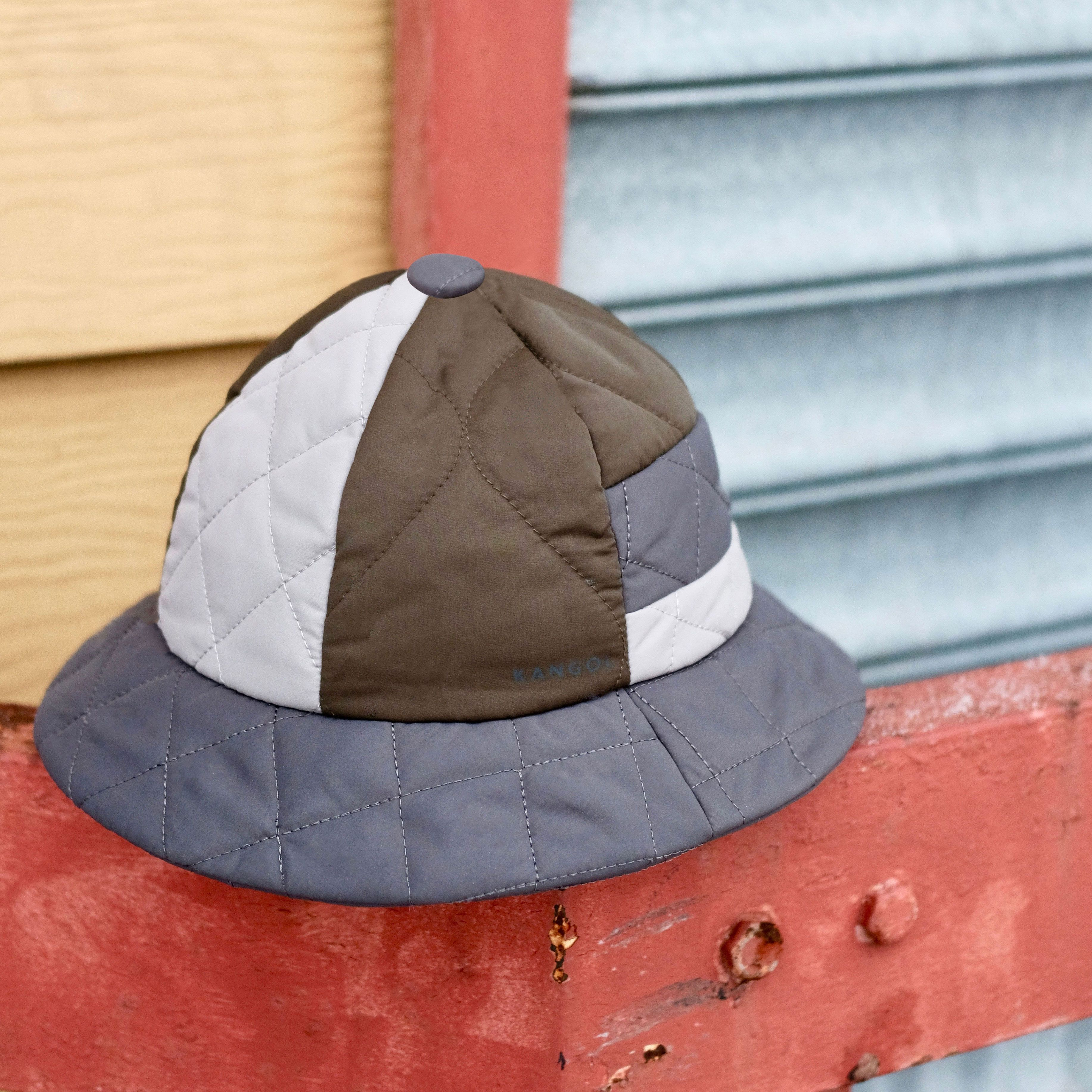 Quilted Mix Casual Quilted Kangol Hats Casual
