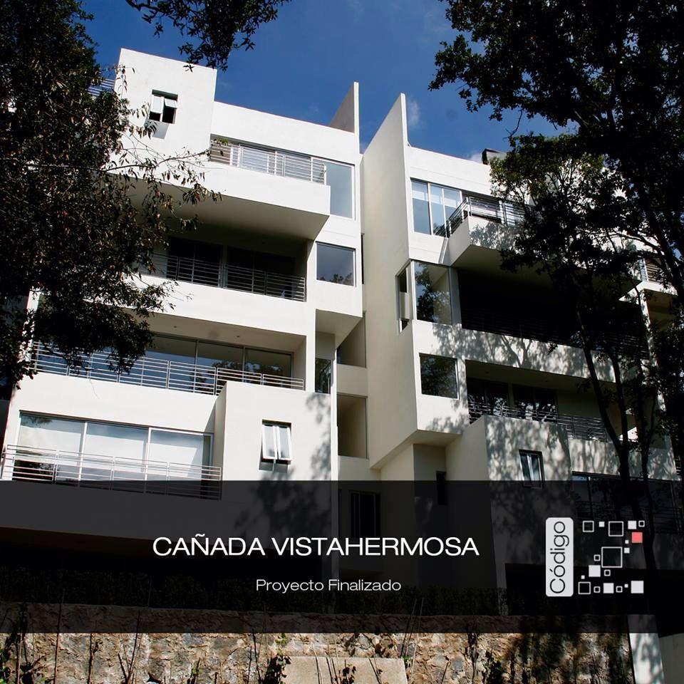 Cañada Vistahermosa. Fachada Principal hacia la barranca.