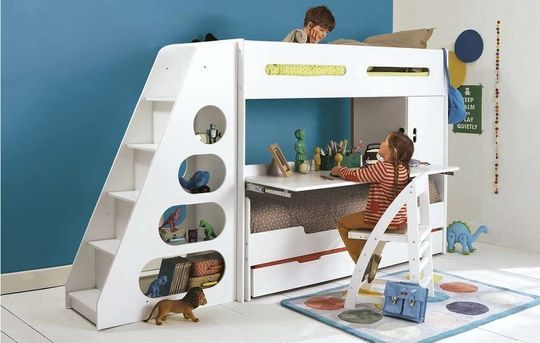 Bureau d enfant et ado de à ans pour petite chambre