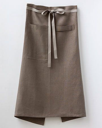 Cafe Style Apron by @studiopatro - use cloth not paper :) - use cloth not paper :)