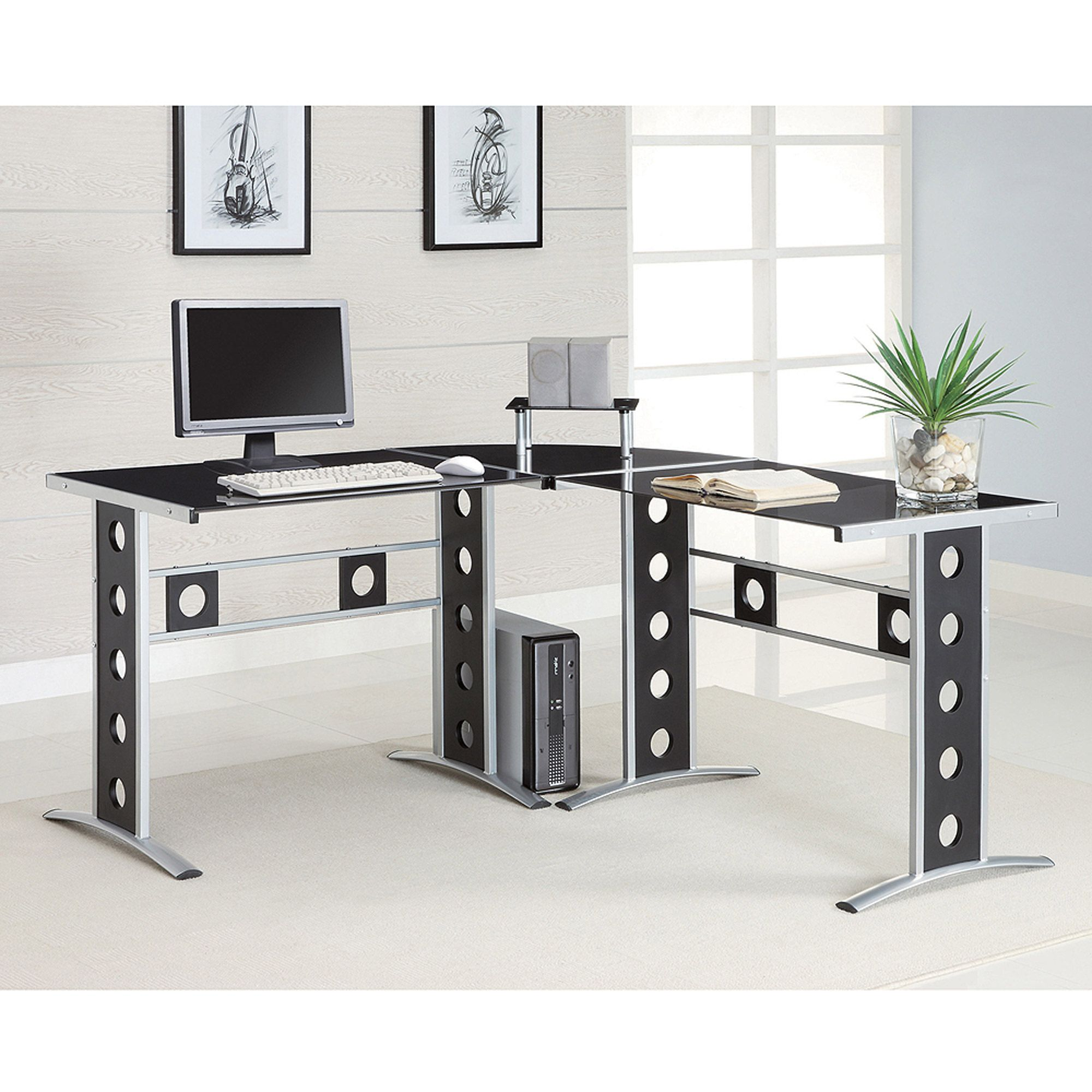 desks facts that about will gaming computer desk awesome mind kneehole blow your on ten for sale