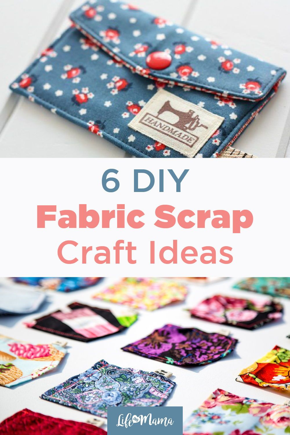 6 Fabulous Fabric Scrap Projects -   23 fabric crafts for kids to make ideas