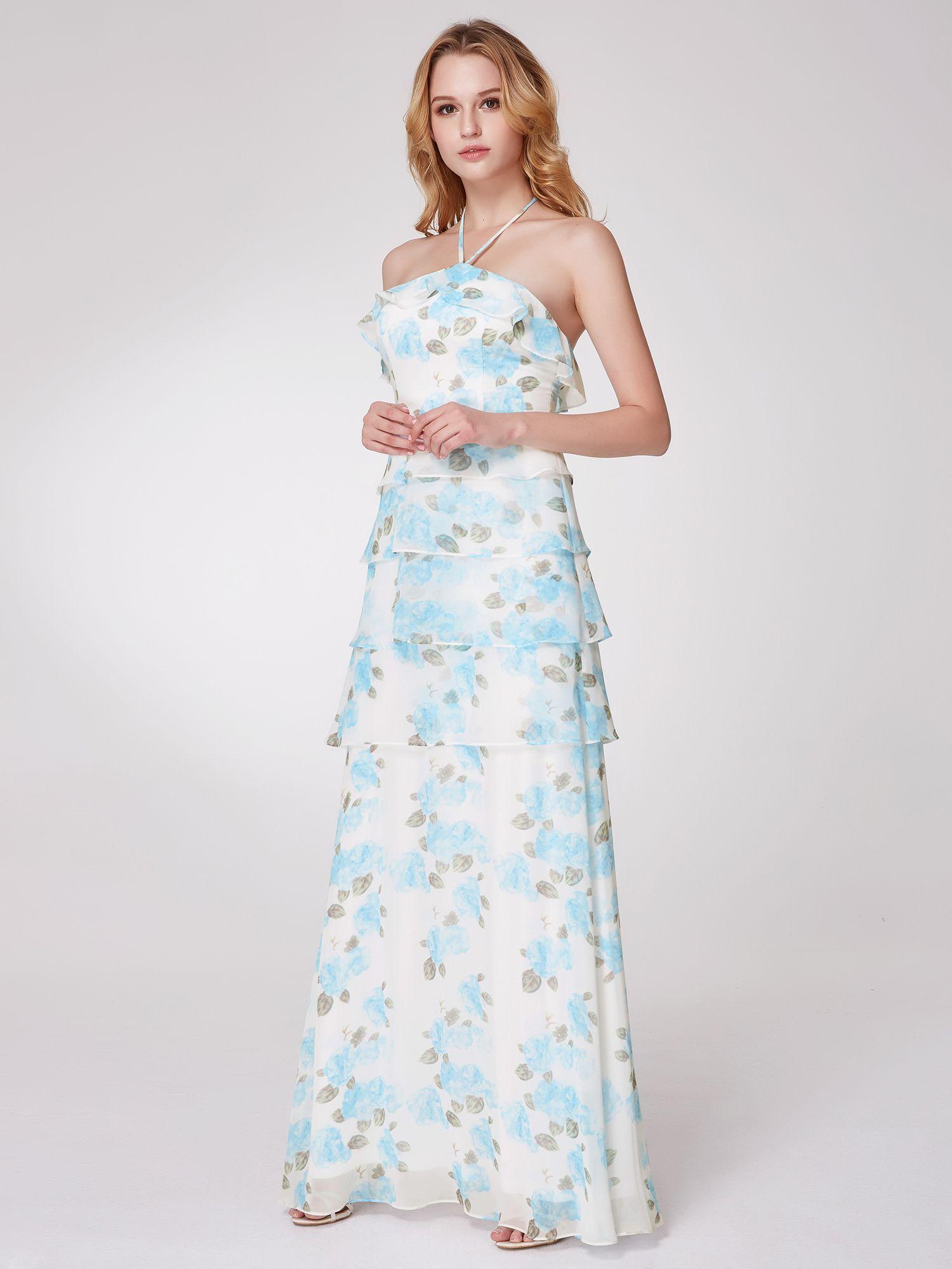 Ever-pretty - Ever-Pretty Women's Elegant Long Floral ...