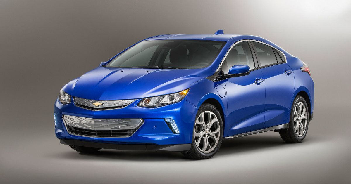 Chevy S New Volt Is Way Better But Maybe Not Good Enough Chevrolet Volt Chevy Volt Chevrolet
